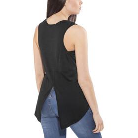 super.natural Active - Camisa sin mangas Mujer - negro